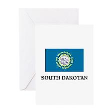 South Dakotan Greeting Card