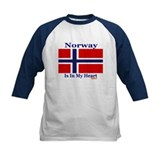 Norway - Heart  T