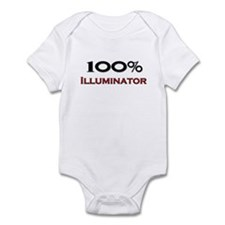 100 Percent Illuminator Infant Bodysuit