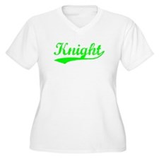 Vintage Knight (Green) T-Shirt