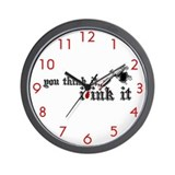 INK IT Designer Wall Clock