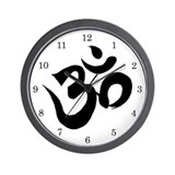 OM Designer Wall Clock