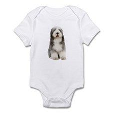 Bearded Collie Picture - Infant Bodysuit