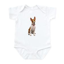 Basenji Picture - Infant Bodysuit