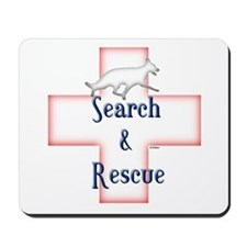 Search & Rescue Mousepad