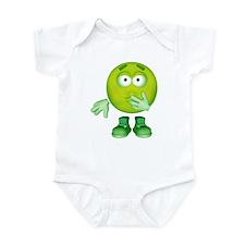 Smile Sick Infant Bodysuit