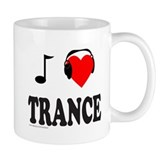 TRANCE MUSIC Coffee Mug