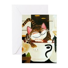 wasabi Greeting Cards (Pk of 10)