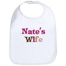 Nate's Wife Bib