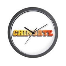 Chingate TeamMT Wall Clock
