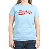 Vintage Kayley (Red) T-Shirt