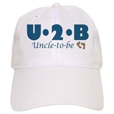 Uncle to Be Baseball Cap