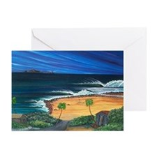 San Miguel Oil Greeting Cards (Pk of 20)