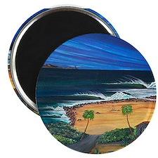 San Miguel Oil Magnet