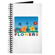 """Flowers"" Journal"