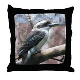 Kingfisher Throw Pillows