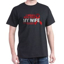 Red For Wife T-Shirt