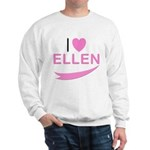 I Love Ellen Sweatshirt