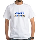 Janet's Husband Shirt