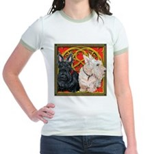 Scottish Terriers Celtic Dogs T