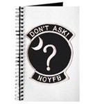 Don't Ask NYOB Journal