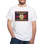 N.C. A.L.E. White T-Shirt