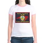 N.C. A.L.E. Jr. Ringer T-Shirt