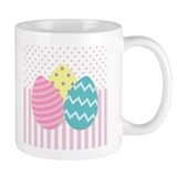 Colorful Easter Eggs Coffee Mug
