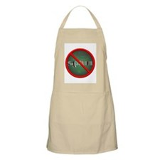 No Spam BBQ Apron
