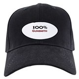 100 Percent Gunsmith Baseball Hat