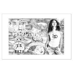 BO Mural Telford Posters