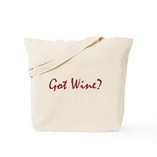 Funny Got wine Tote Bag