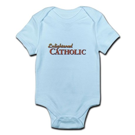 Enlightened Catholic Infant Bodysuit