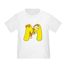 Zoo Alphabet M - Monkey T