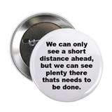 "Alan turing quotation 2.25"" Button"