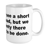 Alan turing quotation Mug