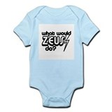 What Would Zeus Do? Onesie