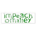Impeach O'Malley Bumper Sticker (50 pk)