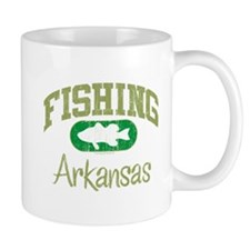 FISHING ARKANSAS Mug