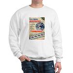 Global Warming Hollywood Vintage Poster Sweatshirt