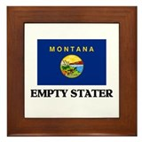 Empty Stater Framed Tile