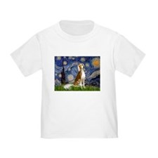 Starry Night & Saluki T