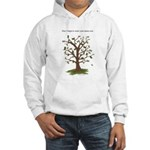 Water Your Money Tree Hooded Sweatshirt