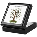 Water Your Money Tree Keepsake Box