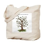 Water Your Money Tree Tote Bag