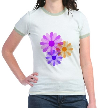 Flowers Jr. Ringer T-Shirt