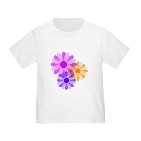 Flowers Toddler T-Shirt