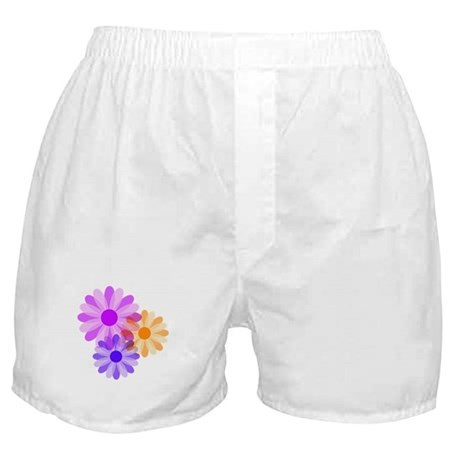Flowers Boxer Shorts