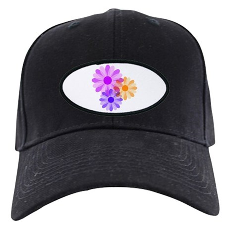 Flowers Black Cap