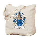 Sailer Family Crest Tote Bag
